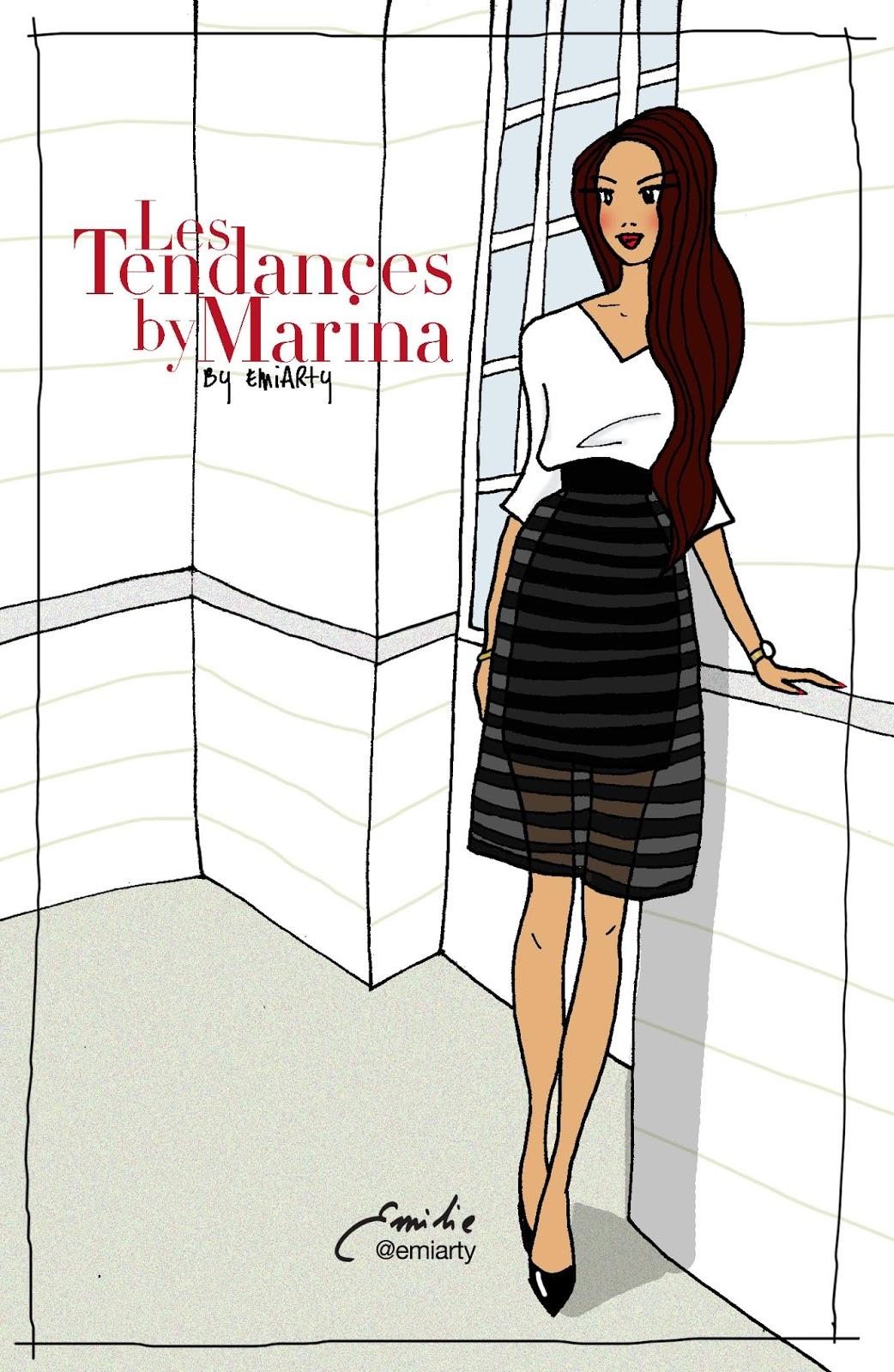 Emi Arty Serie Blogueuse 4 Les Tendances By Marina