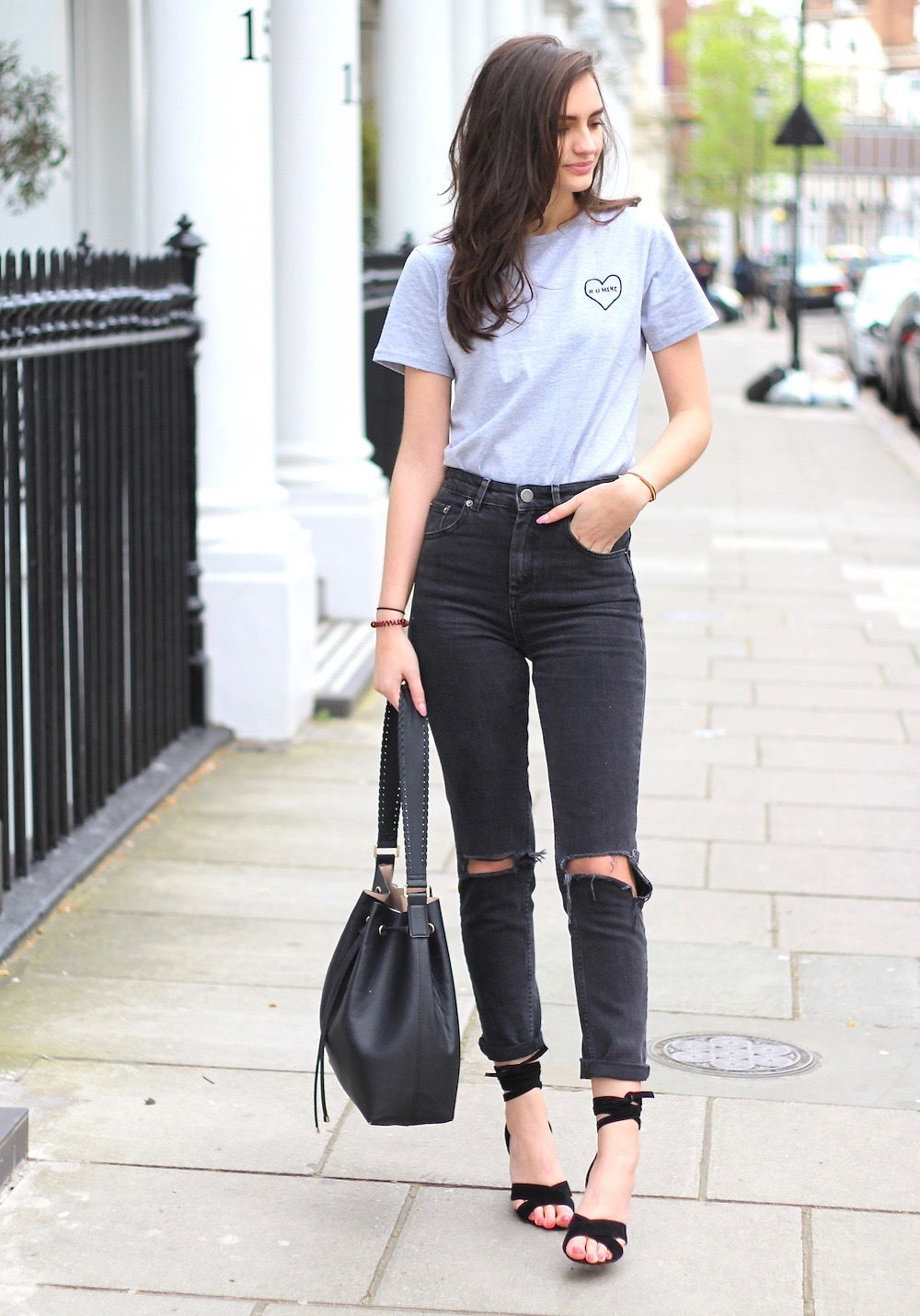 peexo personal style blogger monochrome outfit