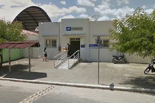 Agência dos Correios é assaltada no Brejo da Paraíba