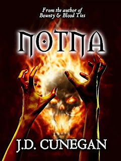 Notna - an urban fantasy by J.D. Cunegan