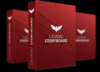 Teknik membuat Video dan Grafis berkualitas dengan Levidio Storyboard