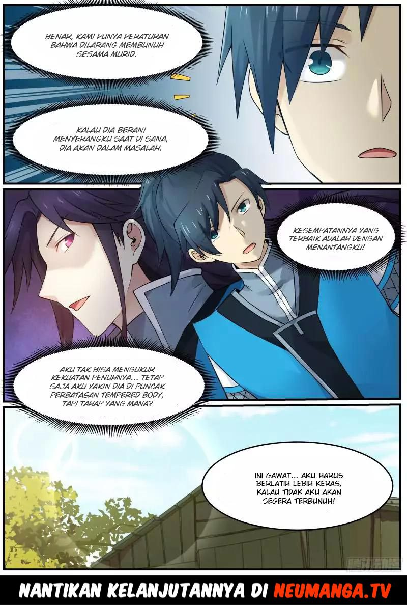 Baca Komik Martial Peak Chapter 18 Komik Station