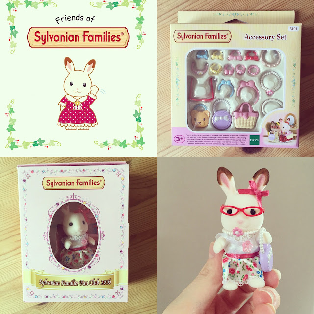 Sylvanian Families review from Mrs Bishop