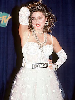 Madonna at 1984 MTV Video Music Awards