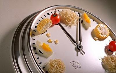 comida saludable, las horas de las comidas, come cada tres horas, vida saludable