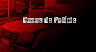 Preso em flagrante acusado de matar o pai a pauladas em Nova Palmeira