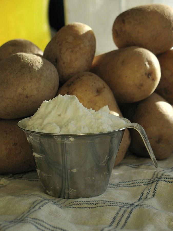 "Fécula de patata (Siempredulces) - Fotografía ""Almidón de patata"" de Jon Pallbo"