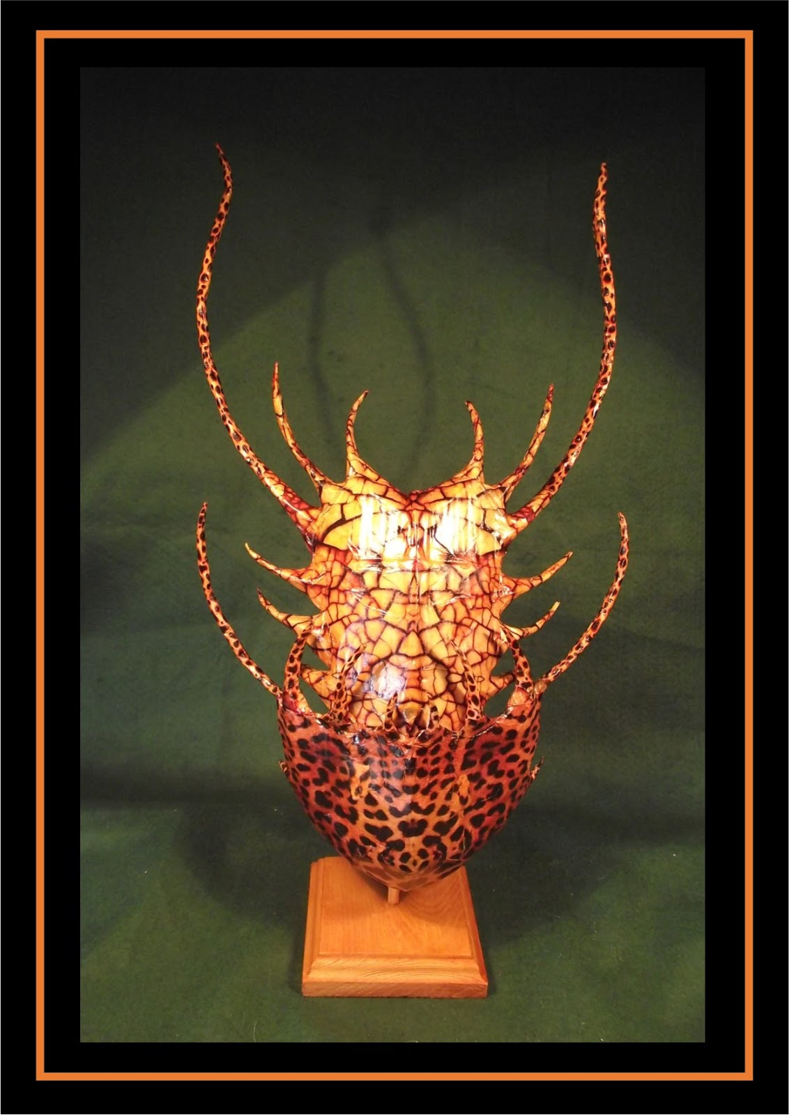 Trilobite Sculpture by Kuriology