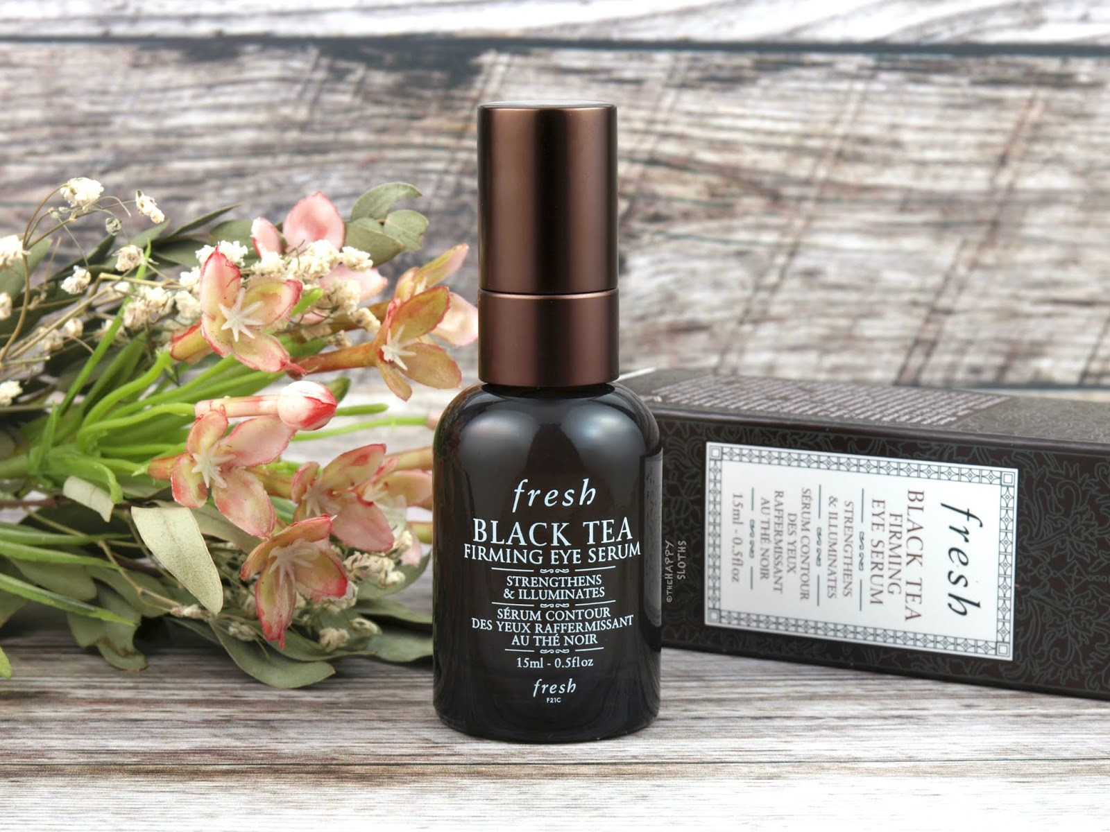 Fresh | Black Tea Firming Eye Serum: Review