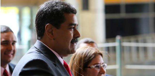 El mundo se articula, declara la guerra y Maduro cree que puede salir triunfador