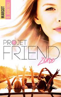 [Margot D. Bortoli] Projet friendzone Couv18480963