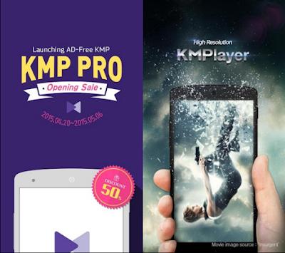 Free Download KMPlayer Pro v2.0.0 APK