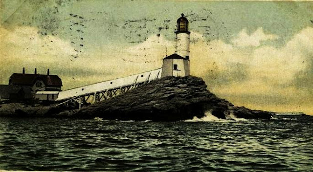 White Island Light