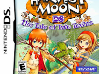 Save Data Harvest Moon The Tale Of Two Towns [Salfy] NDS
