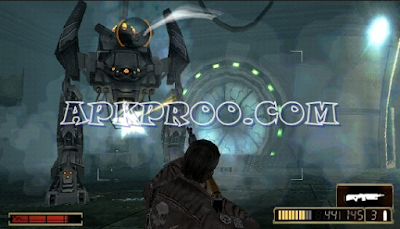 Game Resistance: Retribution PPSSPP ISO Save data High Compress For Android