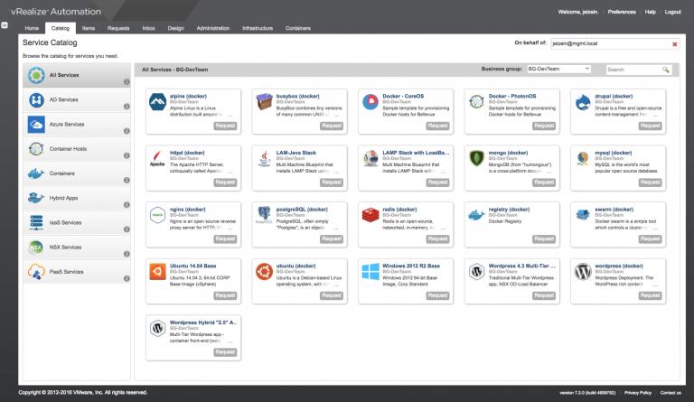 vmwarethiru blogspot com: VMware vRealize Automation 7 3
