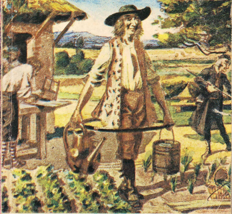 Dissertation candide il faut cultiver notre jardin