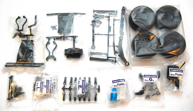 Pro-Line Pro-2 SC parts