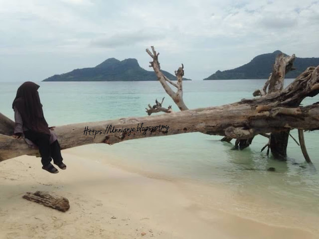 Pulau Mantabuan Semporna