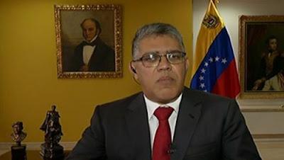 """VENEZUELA/Ministro Jaua: """"No queda otra opción para preservar la paz del país, que convocar a un diálogo nacional constituyente"""""""