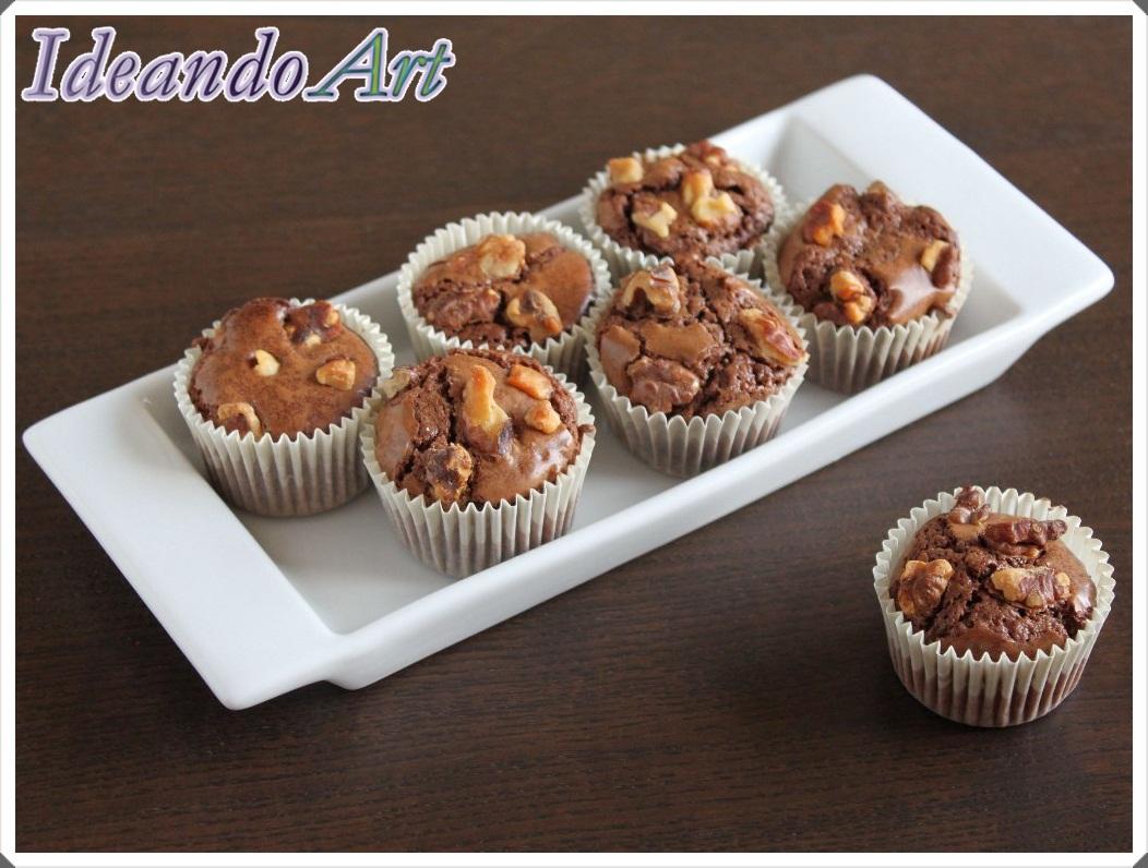 Cupcakes brownie