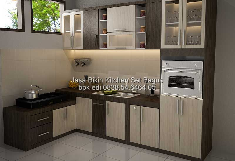 Pembuatan Kitchenset Bagus Harga Terjangkau Karangan Surabaya Jasa