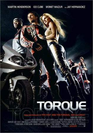 Torque 2004 BluRay Hindi 250MB Dual Audio 480p Watch Online Full Movie Download bolly4u