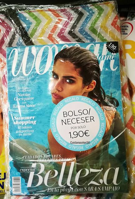 Revista Woman Cuidarsealos50