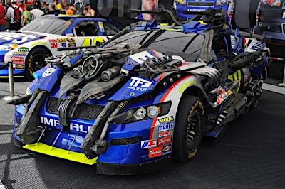 Transformers Nascar 8 - Mira estás nuevas imagenes de Transformers en el Daytona 500!
