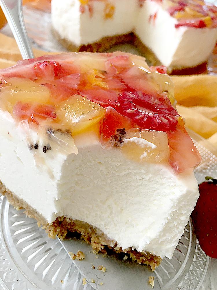 tarta-mousse-de-queso-y-fruta