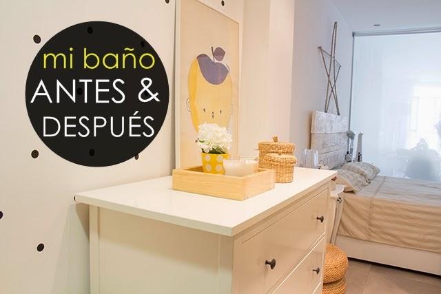Mi baño ANTES Y DESPUÉS | Decorar tu casa es facilisimo.com - photo#46