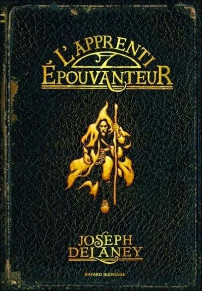 Le Chant Des Livres L Apprenti Epouvanteur