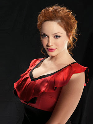 The Punk Fashion Christina Hendricks Style Fashion Actress