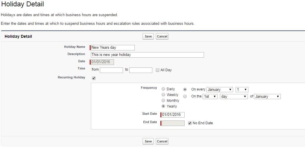 salesforceEasy: Working day calculation-Apex
