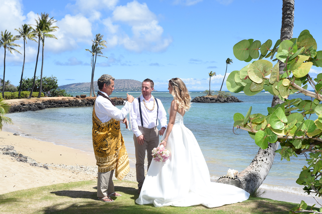 Hawaii Dream Wedding Package