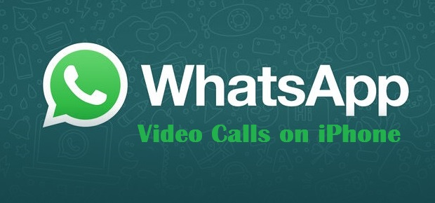 You can now make video calls on WhatsApp on iPhone-iPad in iOS 8, iOS 9 and iOS 10 or later. With free Whats App video calls