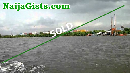 nigerian fraudsters sell lagoon to us businessman