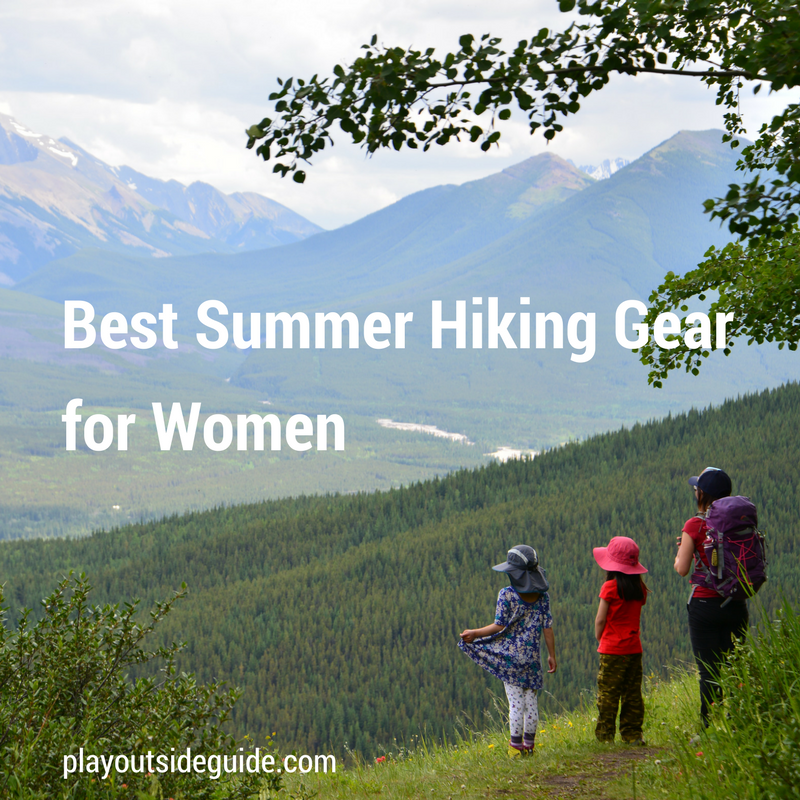 Best Summer Hiking Gear For Women - Play Outside Guide e67bcb3f4cc
