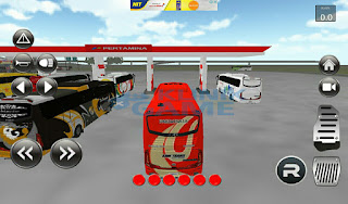 Download Game IDBS Bus Simulator mod apk 2.2 Bus Indonesia 3