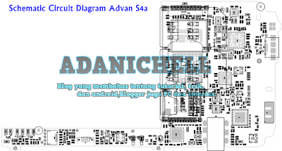 Schematic Circuit Diagram Advan S4a