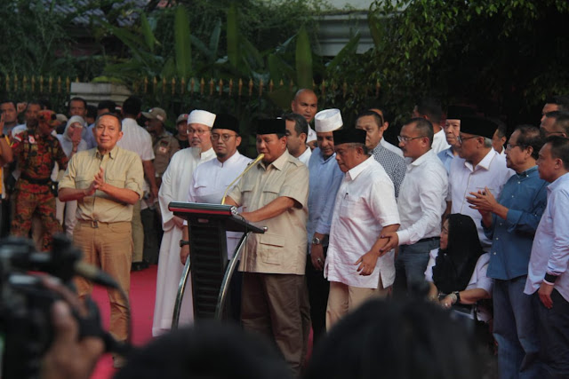 Tak Percaya Quick Count, Warga Cianjur akan Gelar Ngaliwet Akbar Kemenangan Prabowo
