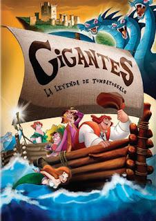 Ver Gigantes. la Leyenda de Tombatossals (Tombatossals, la Leyenda)  (2013) película Latin