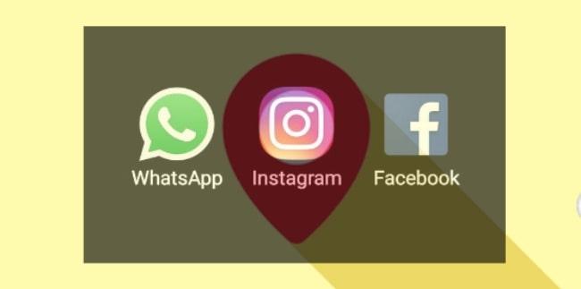 Tag Lokasi Facebook, Instagram Dan Whatsapp
