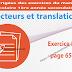 Exercice 05 page 65 - Vecteurs et translations