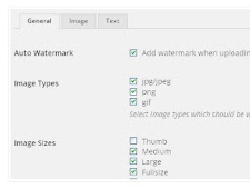 HOW TO GIVE WATERMARK AUTOMATIC IMAGES IN WORDPRESS