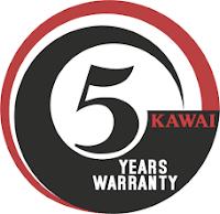 Kawai 5 year warranty pic
