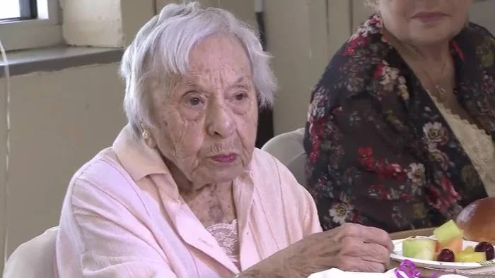 Woman Who Just Turned 107 Years Old Revealed Her Secret To Longevity: Not Getting Married