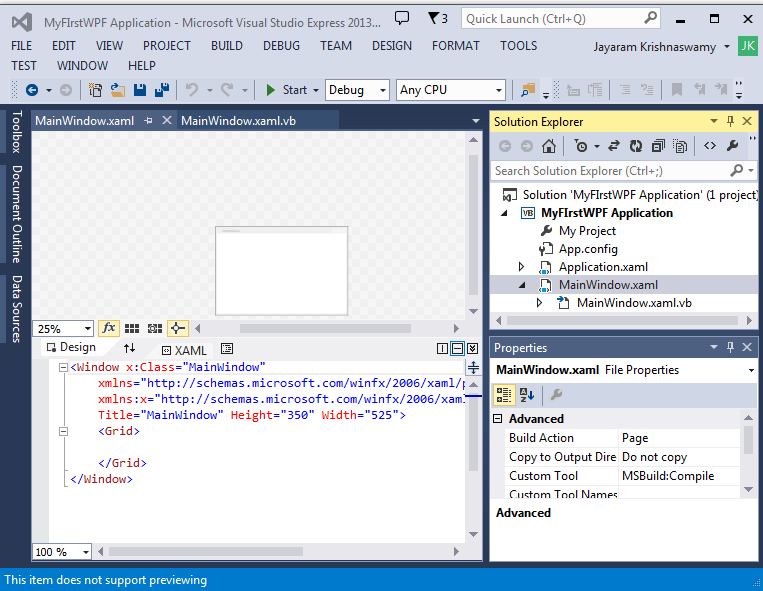HodentekHelp: How do I code a grid layout in XAML using