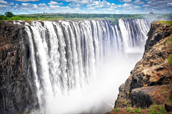 Victoria Falls - The World's Largest Waterfall