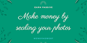 make money by sealing your photos